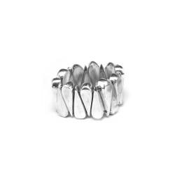 vestopazzo alluminio bracciale elastico donna 20 goutte