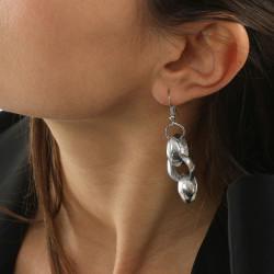 vestopazzo alluminio orecchini AL17339