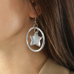 vestopazzo alluminio orecchini AL17336