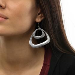 vestopazzo alluminio orecchini AL17334