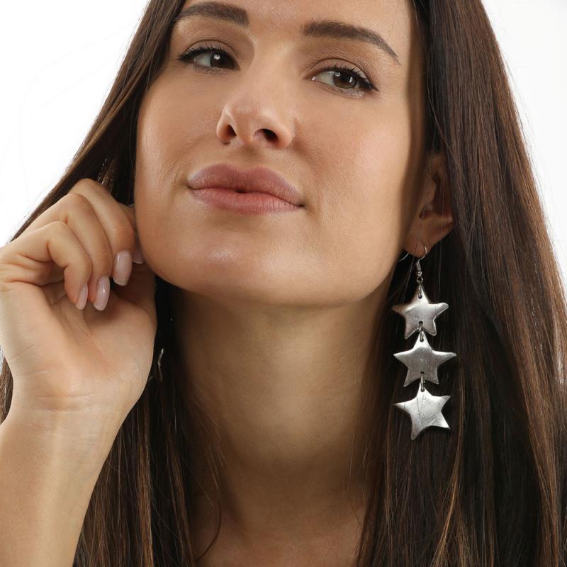 vestopazzo alluminio orecchini AL17319