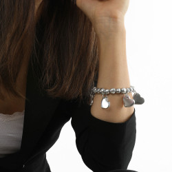 vestopazzo alluminio bracciale elastico AL01128