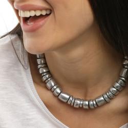 vestopazzo alluminio collana AL02152