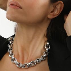 vestopazzo alluminio collana AL02168
