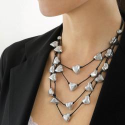 vestopazzo alluminio collana AL02507