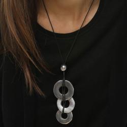 vestopazzo alluminio collana AL02714