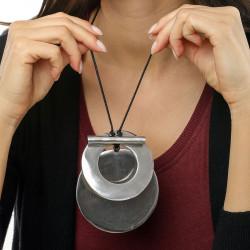 vestopazzo alluminio collana AL04009