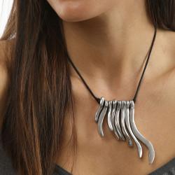 vestopazzo alluminio collana AL04202