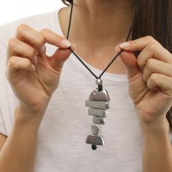 vestopazzo alluminio collana AL04219