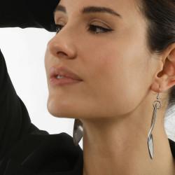 vestopazzo alluminio orecchini     AL17086