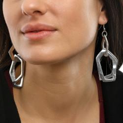 vestopazzo alluminio orecchini   AL17273