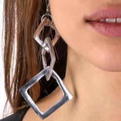 vestopazzo alluminio orecchini AL17047