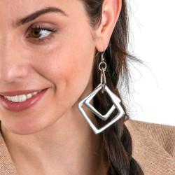 vestopazzo alluminio orecchini AL17248