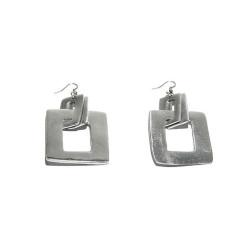 vestopazzo alluminio orecchini donna 3 rectangle