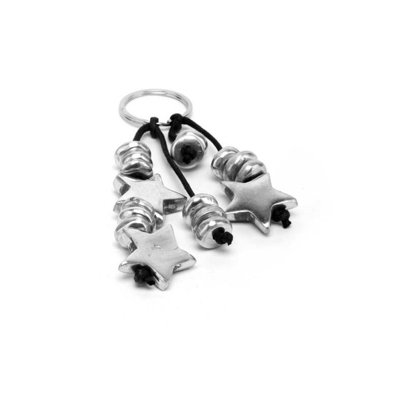 vestopazzo alluminio portachiavi etoile et rondelle